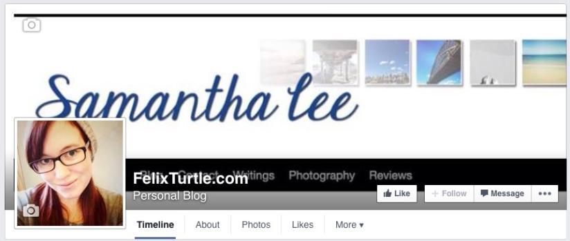 New Social Media Outlet – Felixturtle.com onFacebook