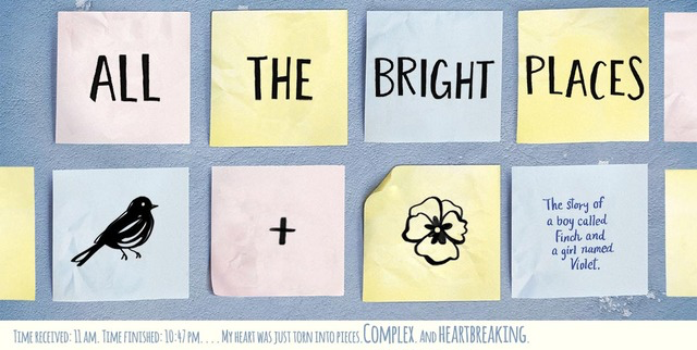 All the Bright Places, BookReview