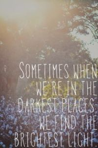 bright places