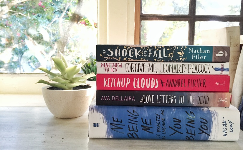 Five Books I'm Really Looking Forward toReading