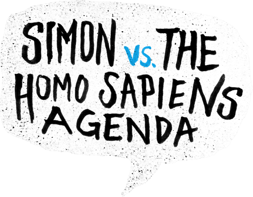 Simon vs The Homo Sapiens Agenda, Book Review