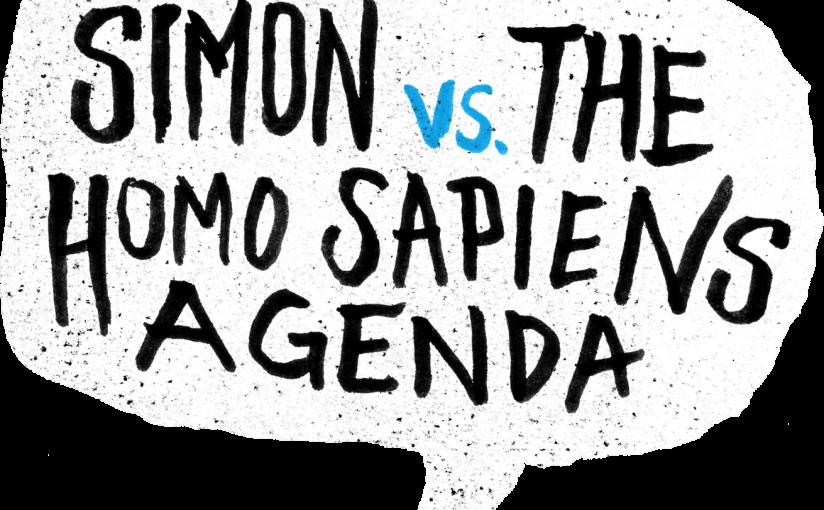 Simon vs The Homo Sapiens Agenda, BookReview
