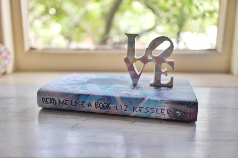 Read Me Like a Book, BookReview