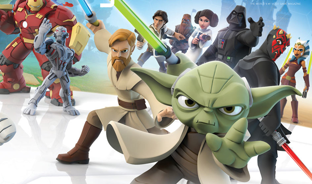 Teaser… Disney Infinity 3.0 Review, coming soon!