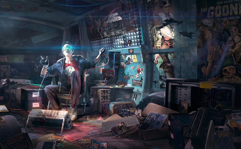 Ready Player One, Book Review