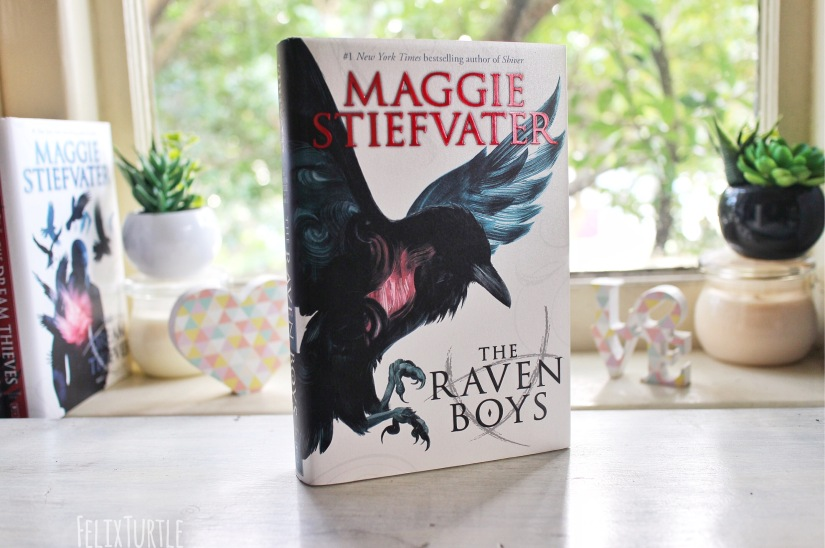 The Raven Boys Read-A-Long