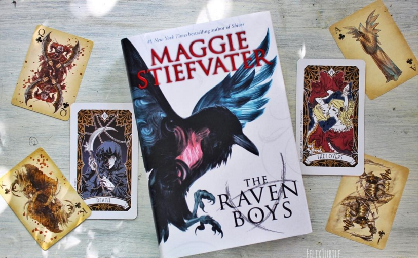 The Raven Boys (The Raven Cycle #1), BookReview