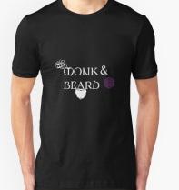 Monk&Beardtshirt